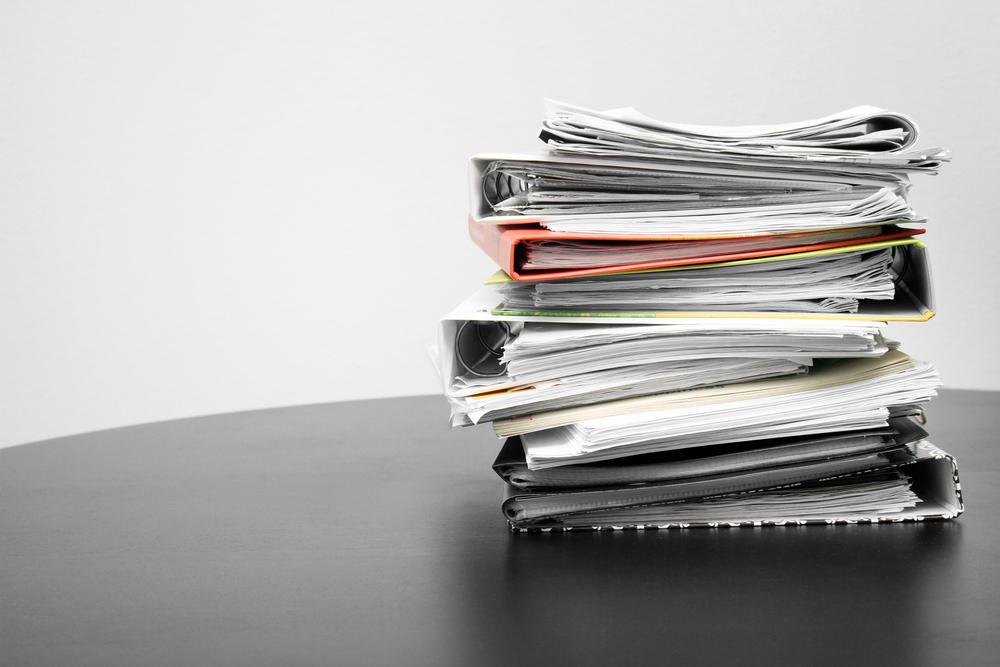 Construction Handover documents