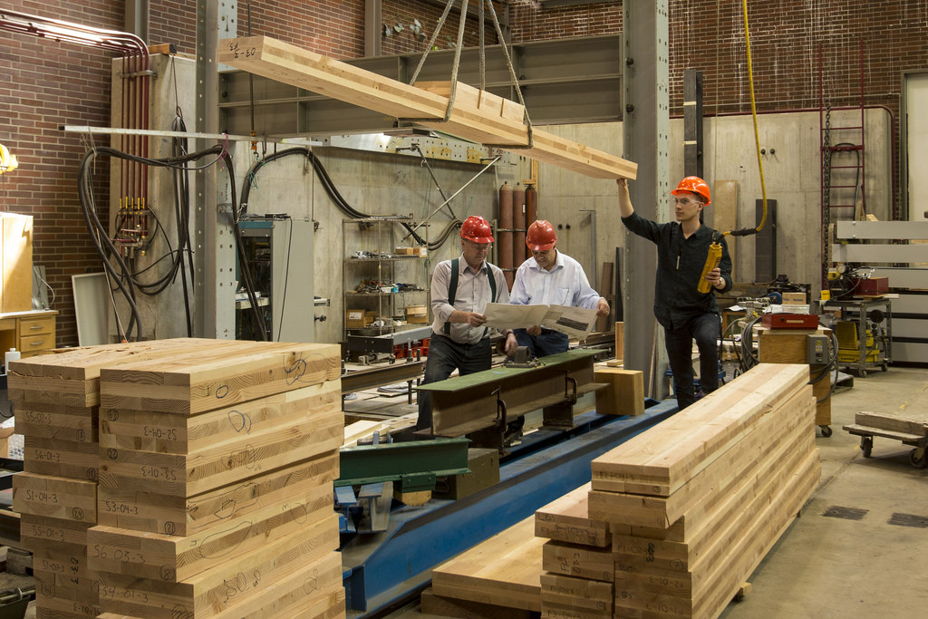 MMC Cross Laminated Timber CLT