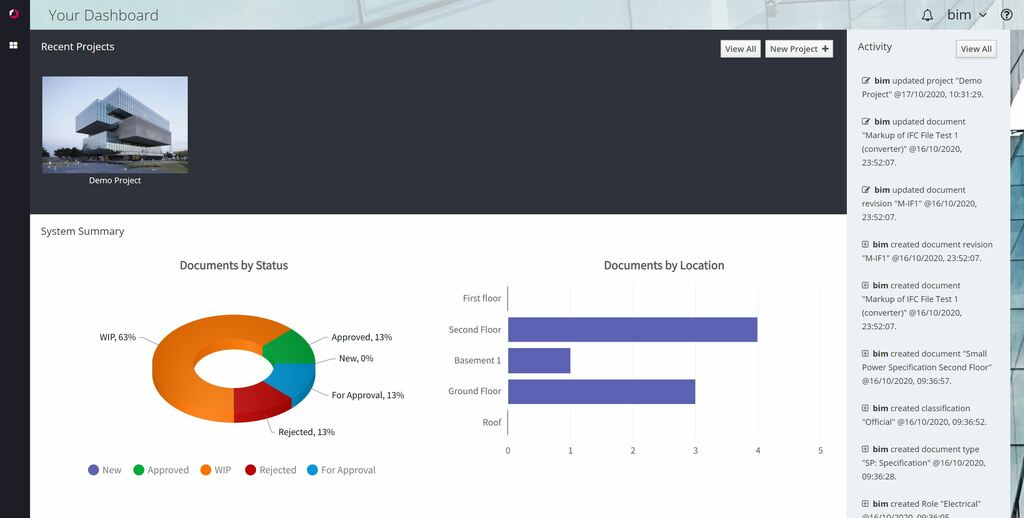 REBIM 3.0 and REBIM for SharePoint